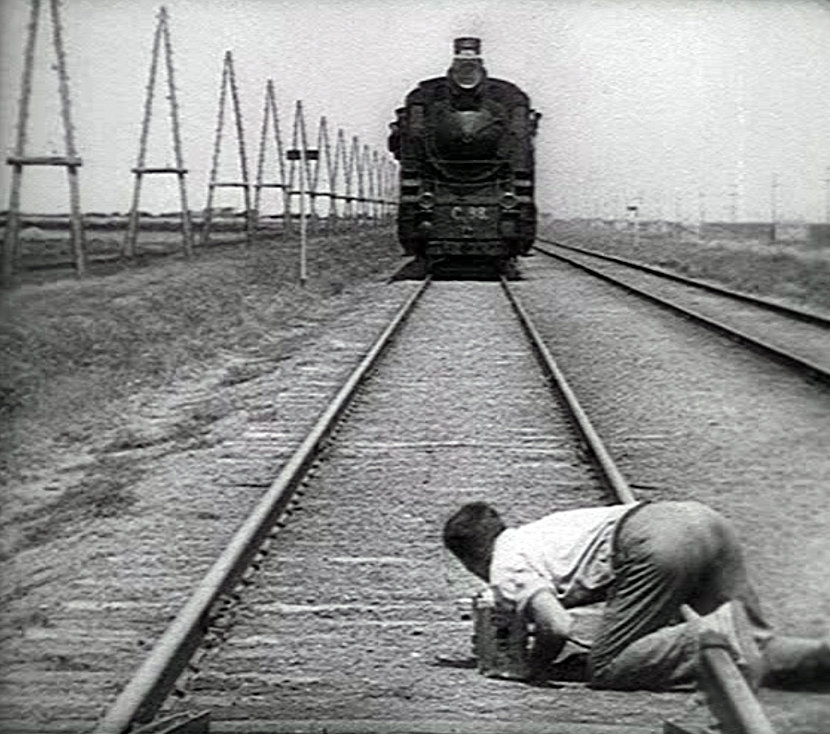 regards documentaires © Dziga Vertov L'homme à la caméra