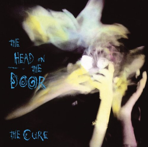 The Cure : couverture de l'album The head on the door