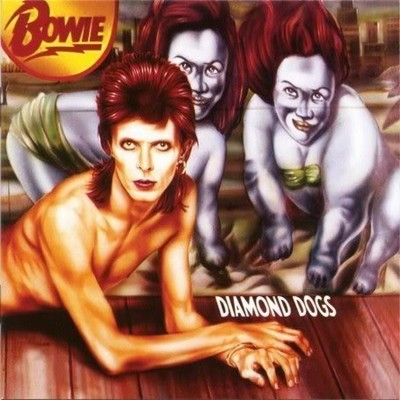 DavidBowie DiamondDogs