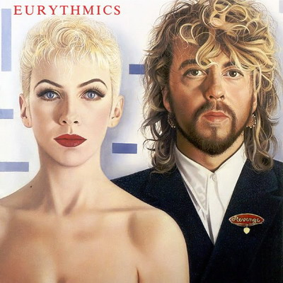 Eurythmics Revenge albumcoverproject.com