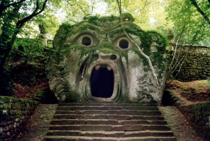Bomarzo Monster