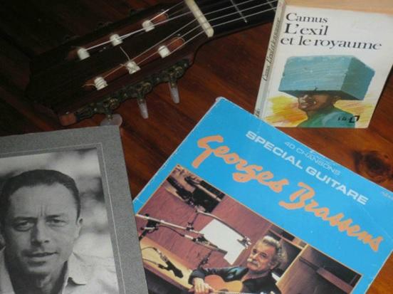 Camus Et Brassens Un Accord Presque Parfait
