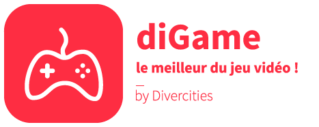 Logo diGame by Divercities